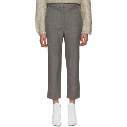 Ports 1961 Grey High Trousers
