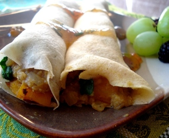 Vegan Sunday Brunch, Episode 17: Sweet vs. Savory Crepe Showdown!