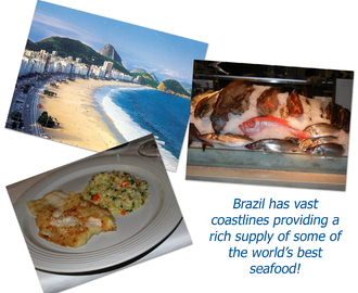 Happy, Friendly, Food-Loving Brazil
