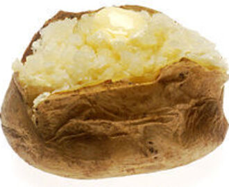 One of America's favorites - the Baked Potato