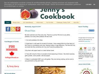 Jenny's Cookbook