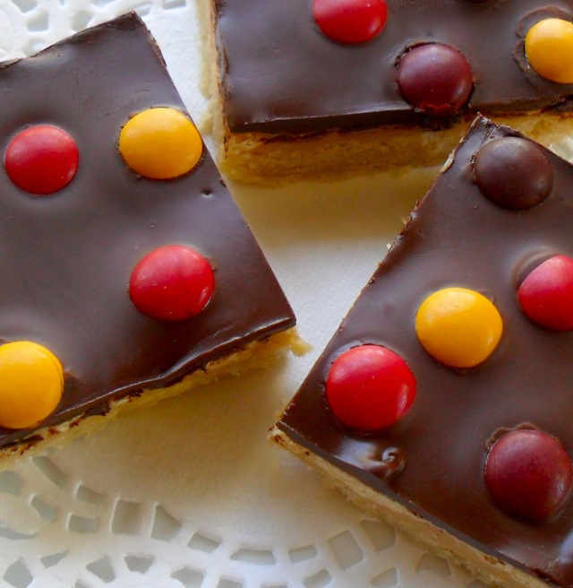 Millionaire's Shortbread...Easy & Delicious Fall Baking