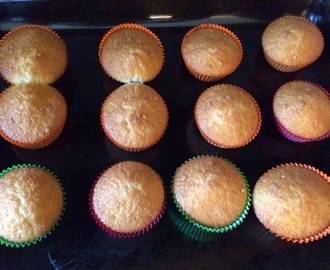Recept: Fool Proof Muffins