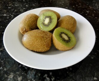 Healthy Living: Eat Two Kiwis and Call Me in the Morning
