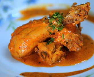 Mangalorean Style Chicken