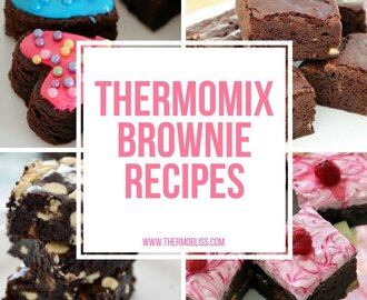 Thermomix Brownie Recipes
