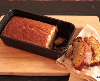 Banana Loaf – Mary Berry's recipe