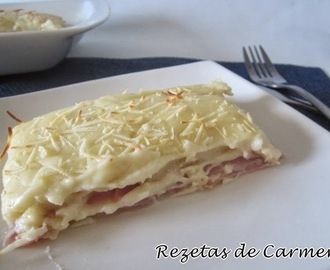 "Sandwich ""Croque monsieur"""