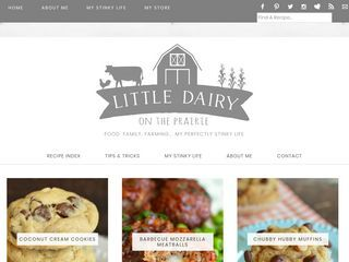 Little Dairy On the Prairie — my perfectly stinky life