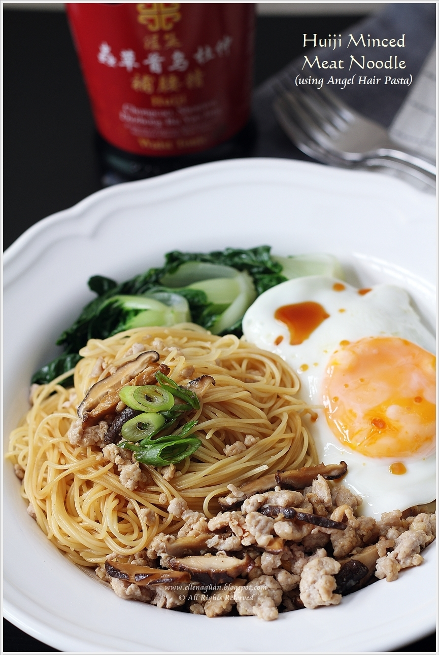 Huiji Minced Meat Noodle