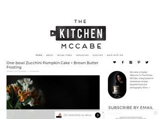 The Kitchen McCabe –