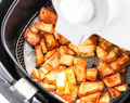 Air Fryer Patatas Bravas