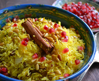 Saffron Rice and An Edible Mosaic's Virtual Book Launch Party!