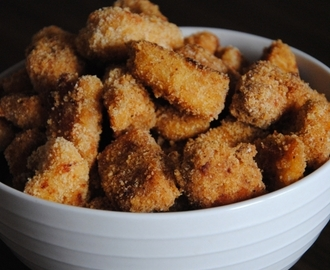 Kevyet Kananugetit / Healthy Baked Chicken Nuggets