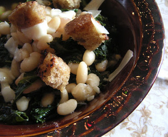 Tuscan White Bean and Kale Soup.