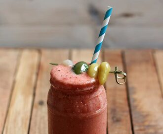Frozen Bloody Mary voor delicious.