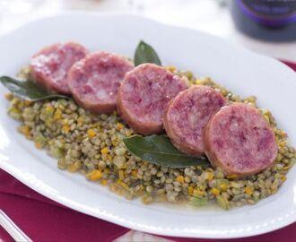 Ricette di come cucinare cotechino vaniglia mytaste - Come cucinare le lenticchie con cotechino ...