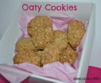 Oaty Cookies – Bake of the Week