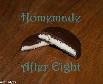 Homemade After Eight