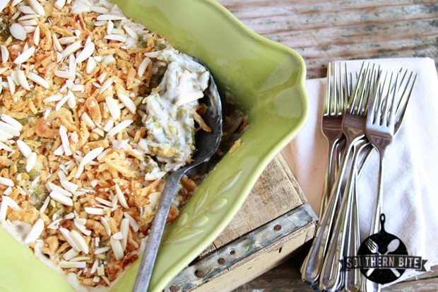 Green Bean Casserole and Why Everyday Should be Thanksgiving