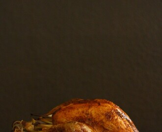 Lemongrass and Anise Turkey with Sweet and Spicy Plum Sauce