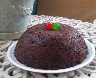 Moist Plum Pudding