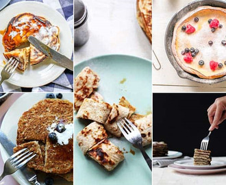 5 pancake recipes that everybody will love
