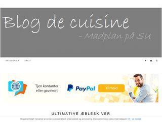 Blog de cuisine | Bloggers Delight