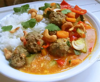 Perfecte Thaise Curry