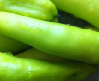 Pickled Spicy Banana Peppers