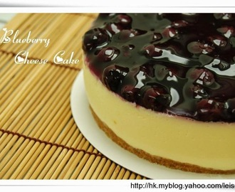 Blueberry Cheese Cake (食譜)