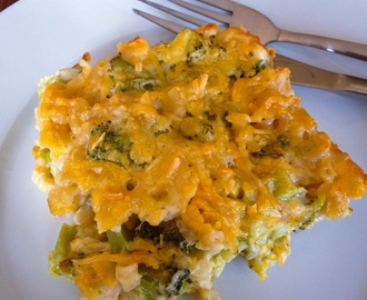 Mac 'n Cheese (met broccoli)