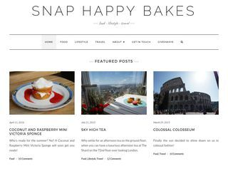 Snap Happy Bakes