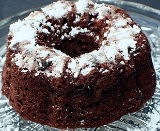 Christmas Bourbon Bundt Cake Recipe
