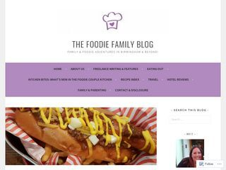 The Foodie Couple Blog