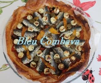 Recettes de tarte aux herbes fraiches mytaste - Cuisiner des filets de sardines fraiches ...