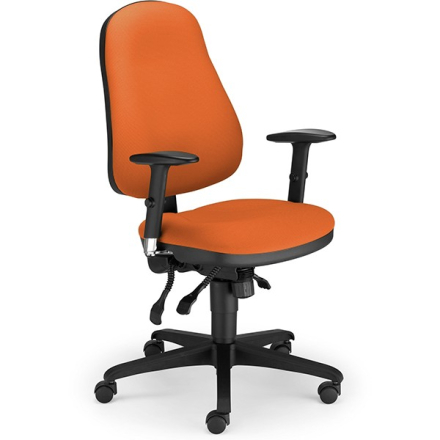 Kontorsstol Offix Orange