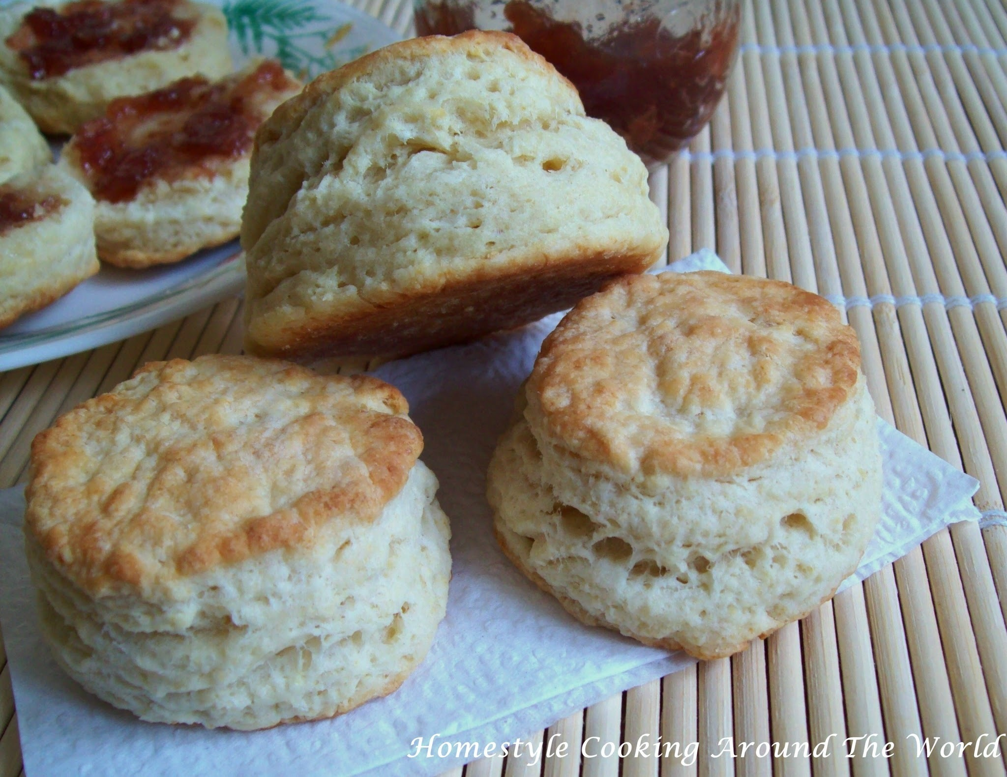 In Search of the Best Biscuits...and Buttermilk Biscuit variation