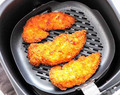 Air Fryer Breaded Chicken
