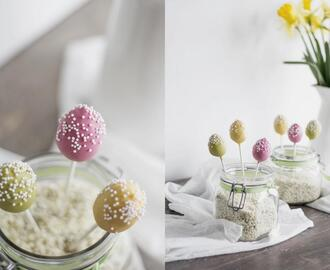 Sweet & Easy: Enie backt mit Julia bunte Osterei - Cake Pops