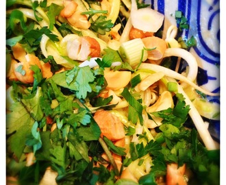 Courgettenoedels 'Pad Thai'