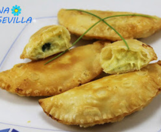 Empanadillas de bacalao Thermomix