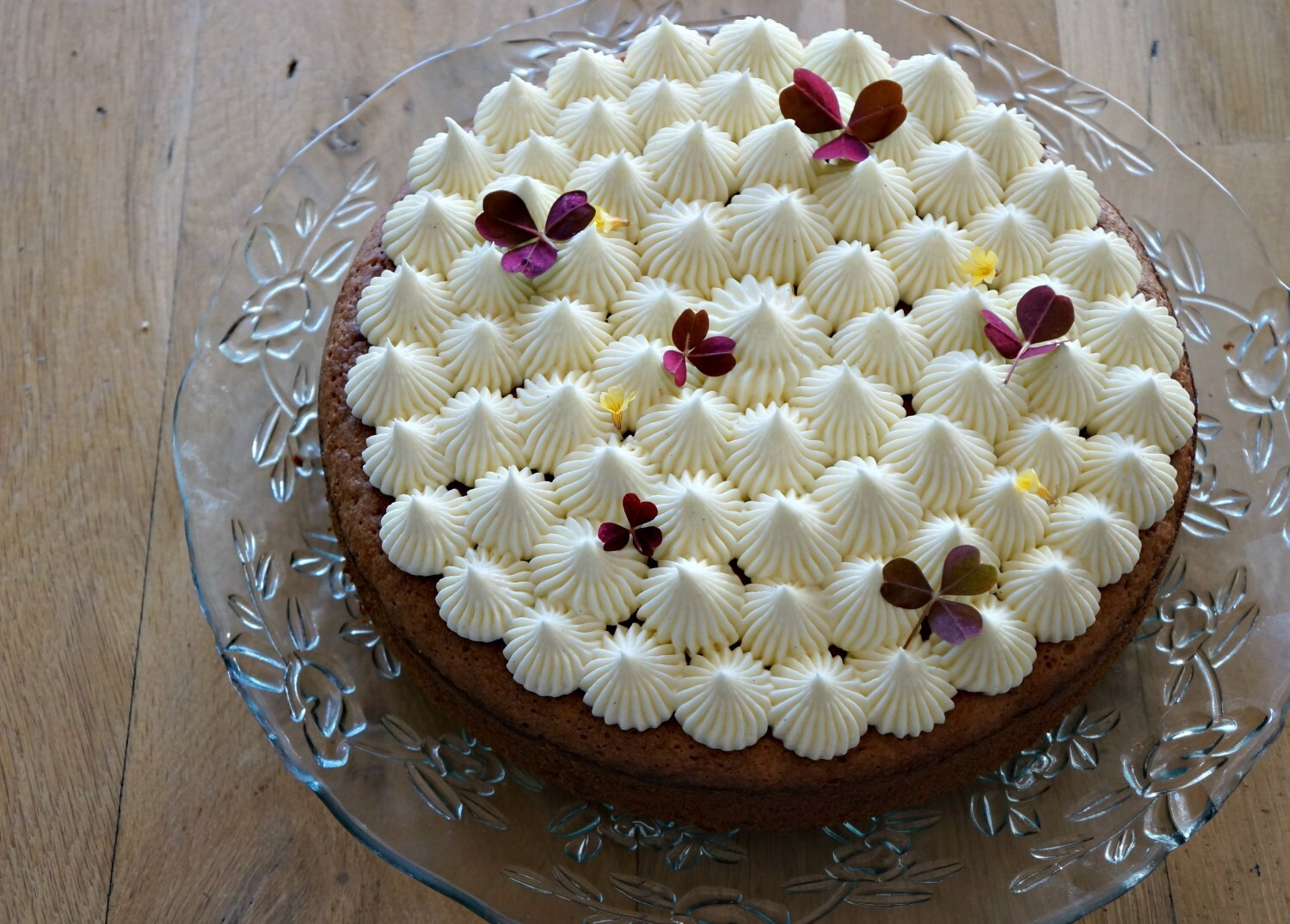Carrot Cake with a hint of orange