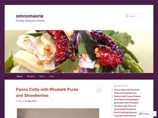 omnomaerie | Cooking, tasting and enjoying.
