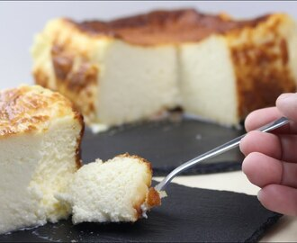 PASTEL DE QUESO - Los secretos del Cheesecake mas famoso del mundo - YouTube