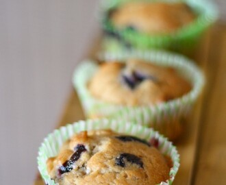 Very Blueberry Muffin