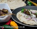 Indian Spiced Lamb Mince Kebabs