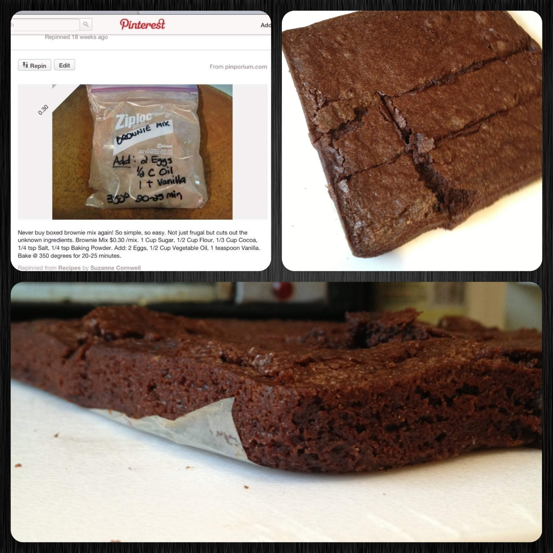 Most Amazing Brownie in the WORLD