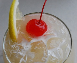 Klassisk Whiskey Sour