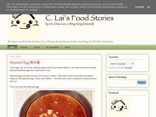 C. Lai's Recipes